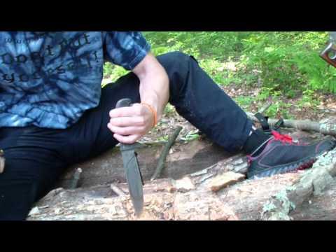 Mission Knives - MPK Testing
