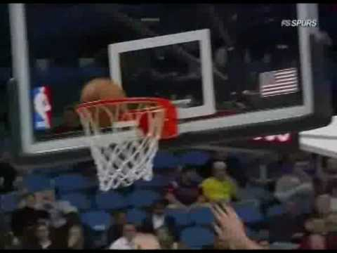 Tony Parker 55pts 10ast(Career-High) vs Minnesota [05-11-08]