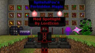 Mod Spotlight: Forbidden Magic for Minecraft 1.7