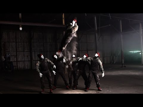 Jabbawockeez- Regenerate [behind The Mask] Pt. 2 video