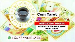 Café com Tarot - Desenvolvendo habilidades