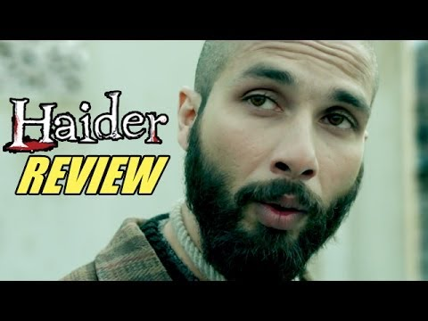 Haider Movie Trailer Review Ft Shahid Kapoor, Shraddha Kapoor