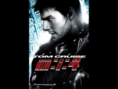 MI4 (Mission Impossible 4 Ghost Protocol) chase theme