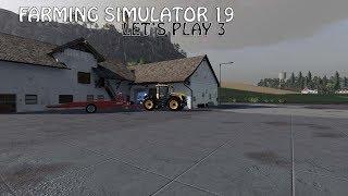 Farming Simulator 19 Let's Play 3 - ER DER MON PENGE I BOMULD