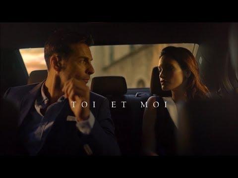 Paradis — Toi et moi | sub Español | Lyrics paroles