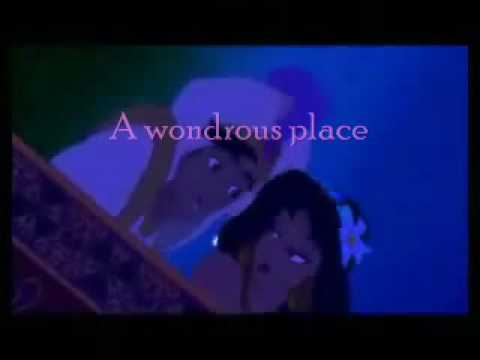 A Whole New World | Disney Wiki - disney.fandom.com
