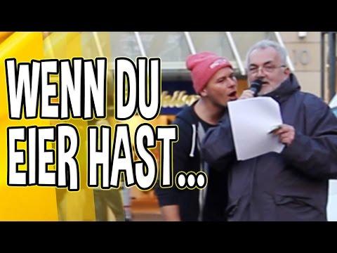 WENN DU EIER HAST! #3 | In die Hand Kacken ?!