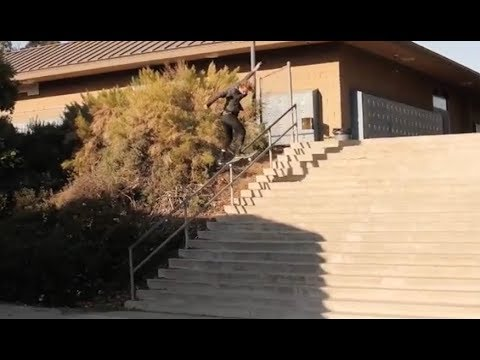 INSTABLAST! - BS TAILSLIDE EL TORO!! BigFlip to Hurricane Street Rail!! One Footed SkateBoarding!!
