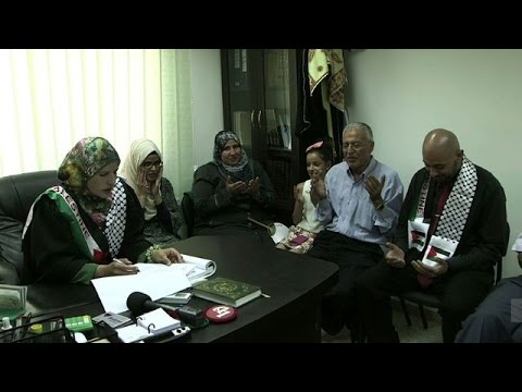 Married by a woman: a quiet Palestinian revolution