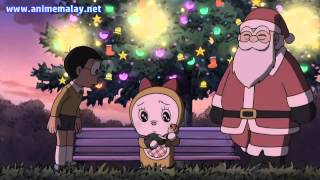 Doraemon Malay - Si Pencuri Yang Datang Tengah Malam, Santa Claus.mp3