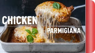 The Cheesiest Chicken Parmigiana You