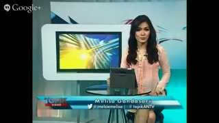 [ANTV] LIVE Topik Siang, 15 Agustus 2014