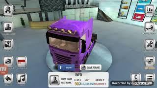 Обзор игры Euro Truck Drive