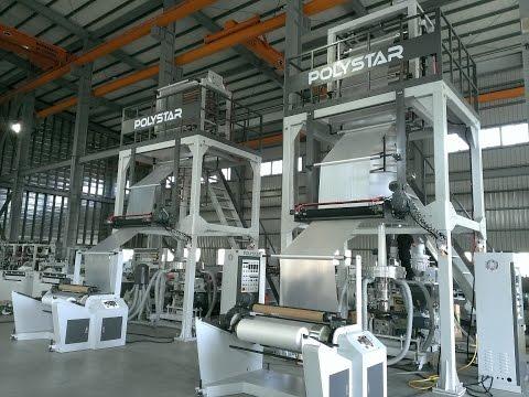 Uganda mattress package film machine for sales
