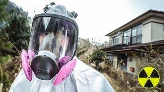 DANS LES ZONES RADIOACTIVES DE FUKUSHIMA