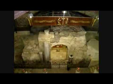 The House of Mother Mary (Jesus Mother) in Nazareth
