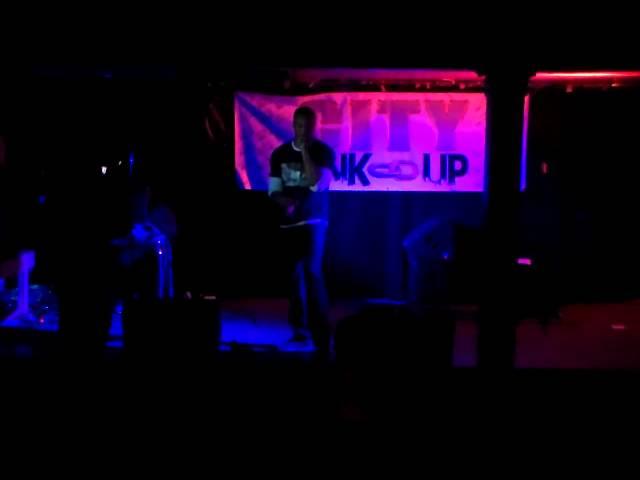 KC Da Rookee - Cosmic Rain (Live Acapella)