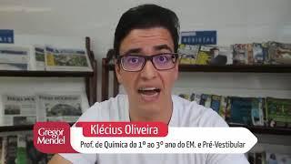 Prof. Klécius Oliveira | Química