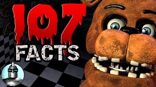 107 Five Nights At Freddy's Facts YOU Should Know! (Headshot #1)