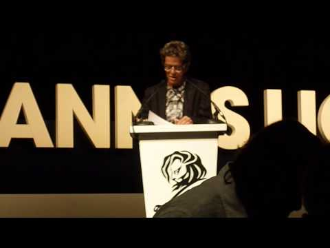 Lou Reed - The Raven (Reading at the 2013 Cannes Advertising Festival)