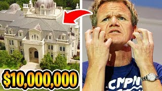 The True Scale of Gordon Ramsay's Wealth