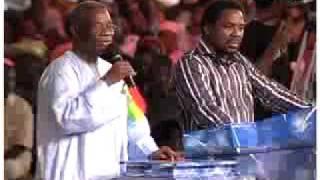 """TB Joshua Prophesied My Victory"" - President of Ghana (Part3)"