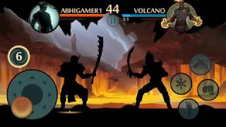 Shadow Fight 2 - SHADOW VS VOLCANO [ONLINE]