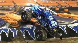 Monster Jam All Star Challenge 2019 FULL SHOW - SATURDAY - Racing (Vegas) - Freestyle - 10/12/19