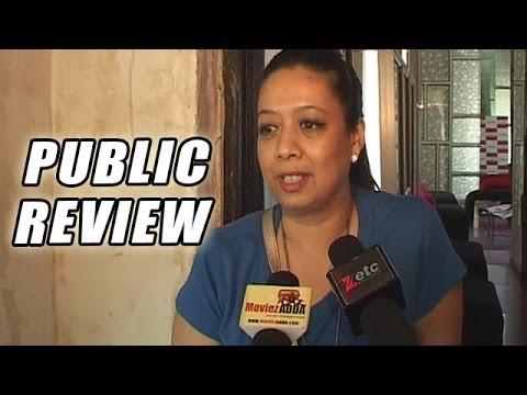 Mardaani Movie PUBLIC REVIEW - Rani Mukerji