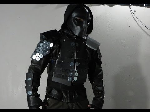 How to Make: Body Armor
