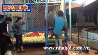 Nha Banh  - Nha Banh Lien Hoan - Cty Hoang Tuan