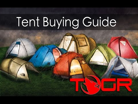 Tent Buying Guide - The Outdoor Gear Review