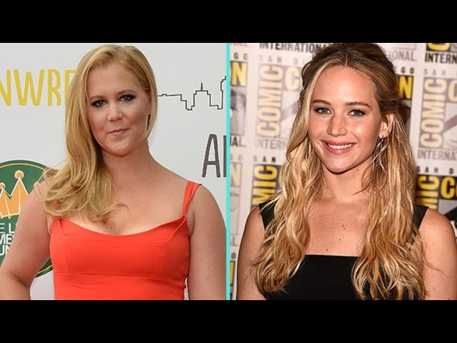 Jennifer Lawrence and Amy Schumer Hilariously Dance Barefoot on Billy Joel's Piano in Chicago!