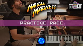 Marble Madness - Practice Race Theme (piano)