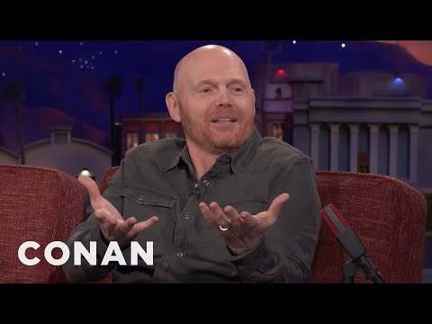 Bill Burr Got In Trouble For Making Fun Of The Military  - CONAN on TBS thumbnail