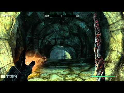 ★ Skyrim - Nord Spellsword Lets Play #87, ft. Darnoc!