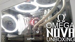 OMEGA Nova 120mm White (UNBOXING/INSTALLATION)
