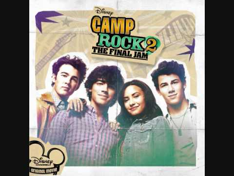 Camp Rock 2 - Its On (full Song) video