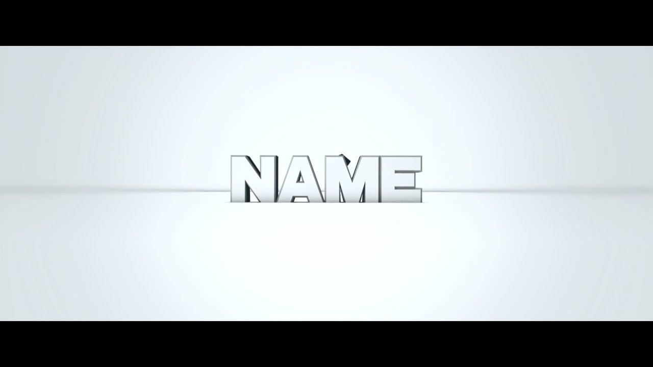 Ausgezeichnet Kostenlose Youtube Intro Vorlagen Ideen - Entry Level ...