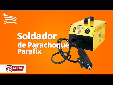 Loja do Mecânico - Soldador de parachoque parafix 220v v8 brasil