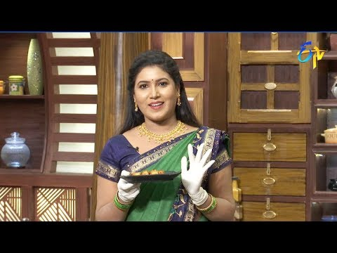 Telugu Ruchi | 26th October 2018 | Full Episode | ETV Telugu