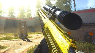 SNIPER HDR EN OR sur Call of Duty: MODERN WARFARE !