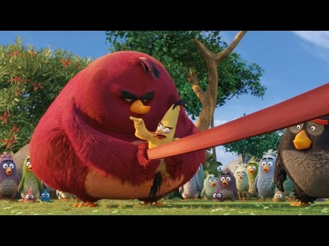 'Angry Birds' Trailer 3