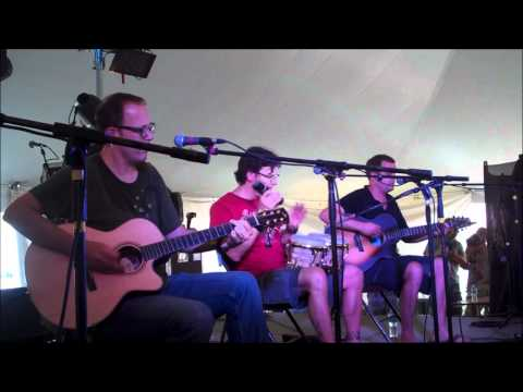 Brendan Bayliss, Chuck Garvey, Vinnie Amico - Bell Bottom Blues - Summer Camp - 05-26-12