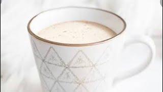 How to make a glass of Horlicks