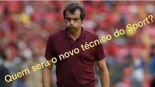 [Ao vivo] Debate: sem Milton Cruz, quem será o novo técnico do Sport?