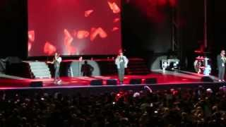 Boyz II Men Video - Boyz II Men - I'll Make Love To You (Live in Vancouver, BC @ PNE Summer Night Concerts)