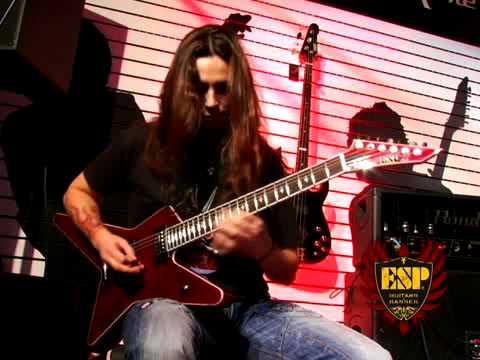ESP Guitars: Gus G. (Firewind) Interview (January 2009)