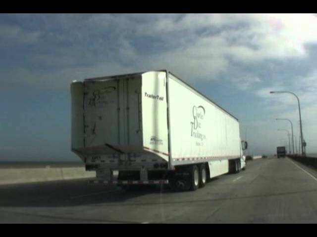 Trailer Tail Semi Can 'trailer Tails' Save a