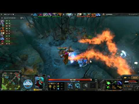 Cloud9 vs Goomba Game 1 - ESL One Qualifier - Capitalist
